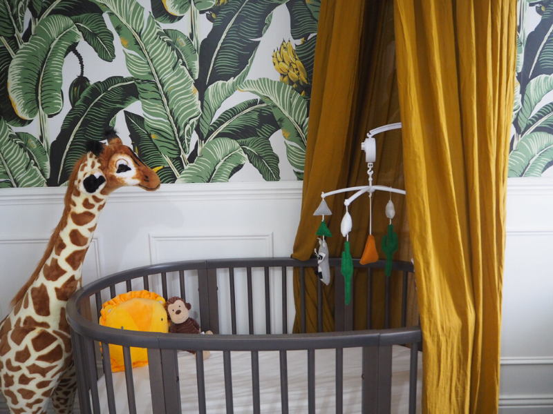Otis' Nursery – Jungle Theme