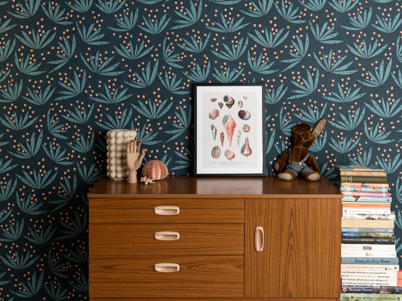 New Wallpaper Designs for Girls and Boys Bedrooms