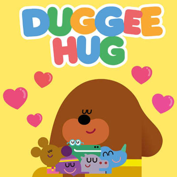 Duggee Hug by Grant Orchard