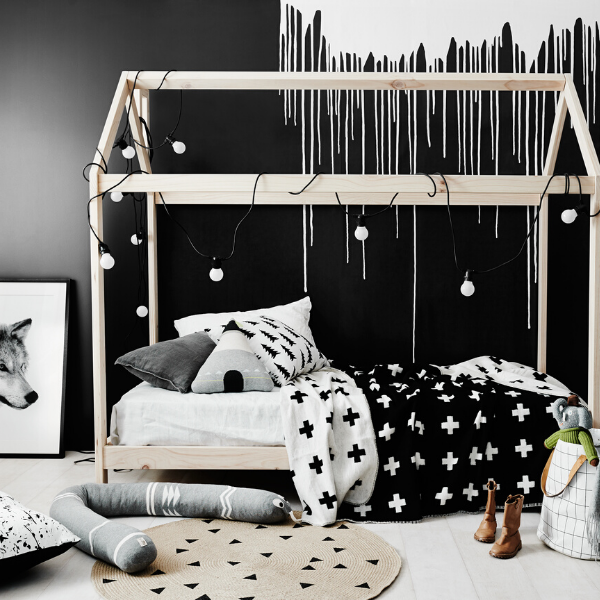 Gender Neutral Children's Bedroom Design Ideas,