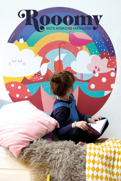 Rooomy, Kid's Interiors Magazine