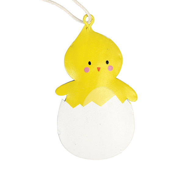 Hatching Chick Decoration from Rex London for kids' bedrooms