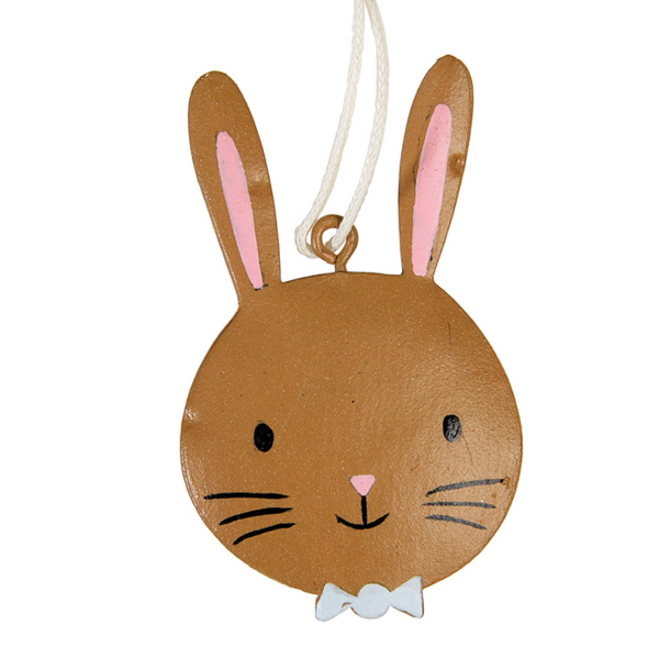 Easter Bunny Decoration from Rex London for Kid's Bedrooms