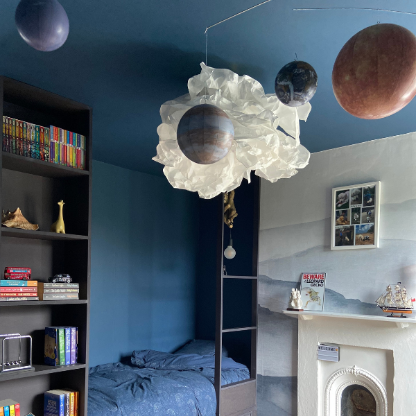 Boys Bedroom by Barker Design, featured by Rooomy Magazine