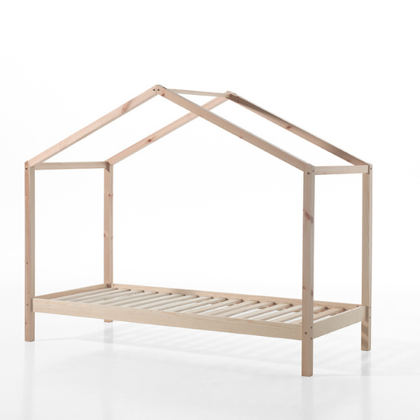 Side House Bed for kids bedroom from Bobby Rabbit