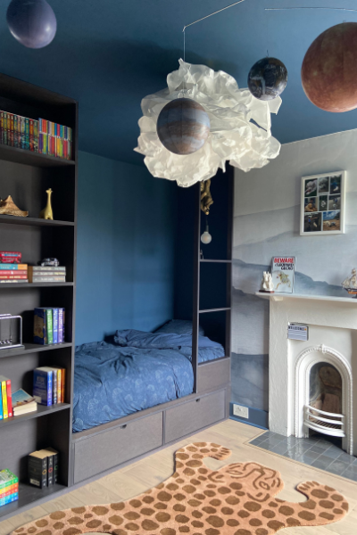 Wilf's Room by Barker Design