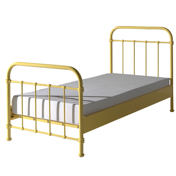 New York Metal Kids Bed