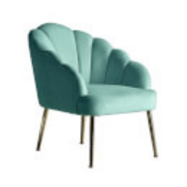 Sophie Scallop Chair as see in rooomy magazine