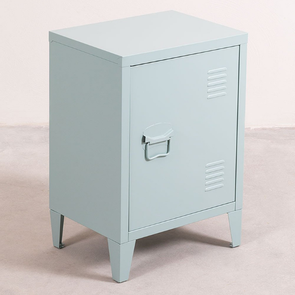 Side Table Locker as seen in rooomy magazine