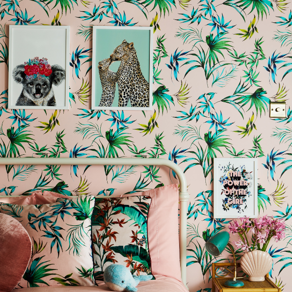 Max Made Me Art Prints and Wallpaper as seen in Rooomy magazine