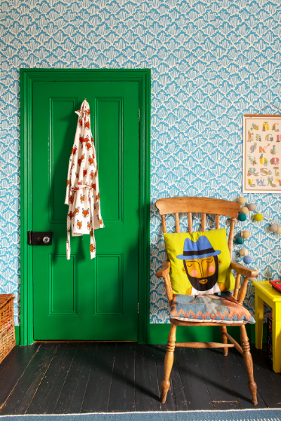 Max Made Me Sons Bedroom as seen in rooomy magazine